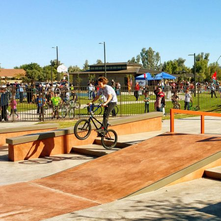Surprise Farms Park skate park