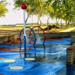 Surprise Farms Park water hoops