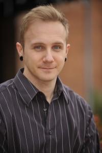 Ryan McClain, Graphics Coordinator